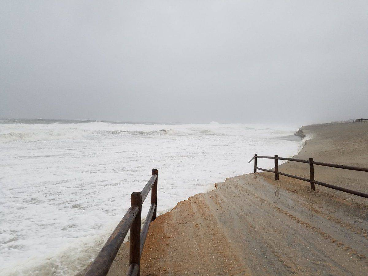 Nor'easter Flooding Prompts Road Closures, Warnings | Jersey Shore Online