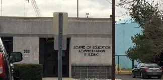 Howell Board of Ed Building