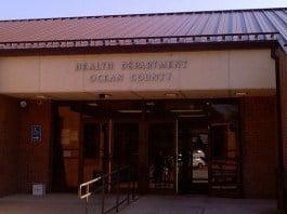 Ocean County Health Department