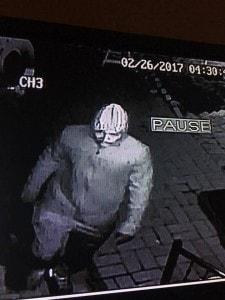 Burglar Suspect 2