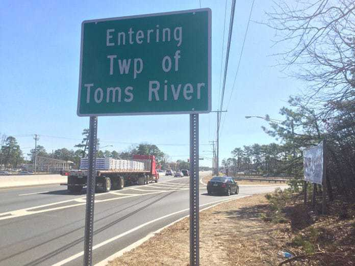 the history of toms river  abridged