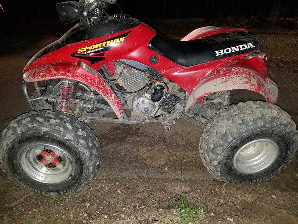 Honda Of Toms River >> Overturned ATV Sends Woman To Hospital | Jersey Shore Online