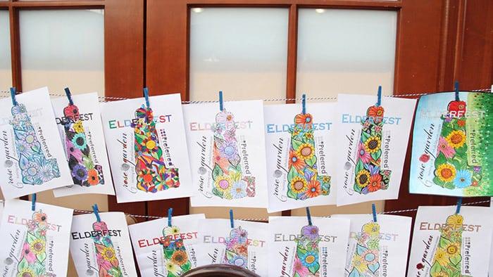 Winners Of 2017 Preferred Home Health Care Elderfest Coloring Contest
