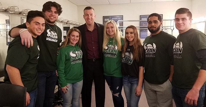 check out f9926 68e17 Todd Frazier On Toms River, Future Team | Jersey Shore Online