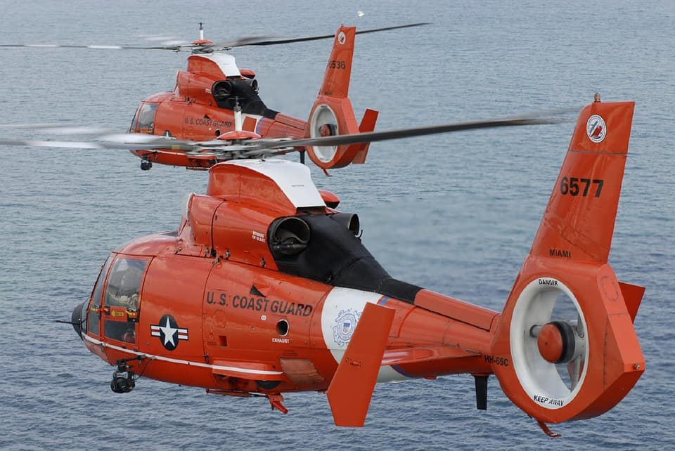 Coast Guard searching for 3 missing fishermen near Jacksonville