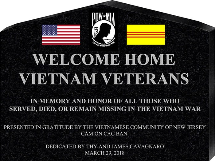 Vietnam Veterans Recognition Day
