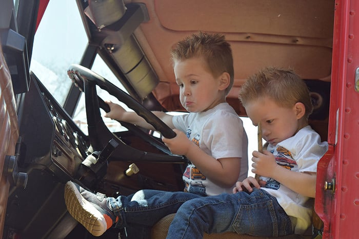 Families Drive Out For Touch A Truck Jersey Shore Online