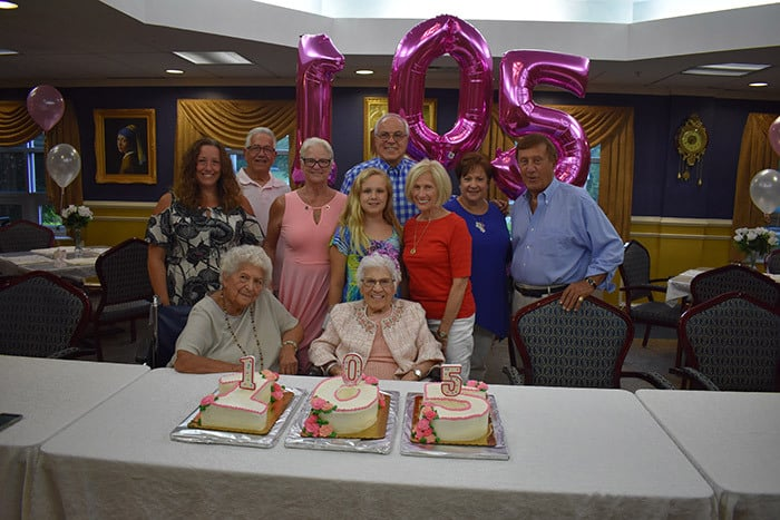 Toms River Resident Celebrates 105th Birthday Jersey Shore Online