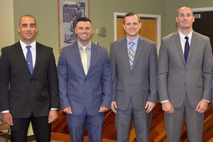 Barnegat Police Hire Four New Officers   Jersey Shore Online