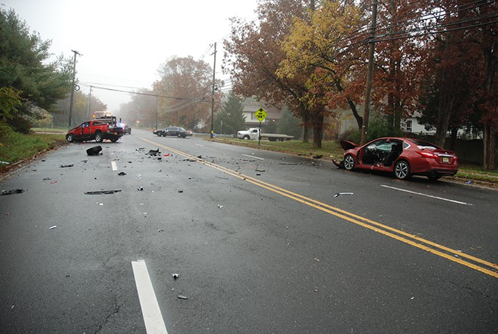Nissan Toms River >> Three Area Men Injured In Morning Car Crash | Jersey Shore ...
