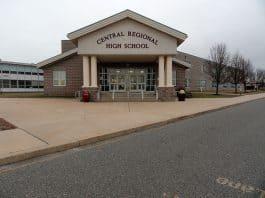 Central Regional High School. (Photo by Patricia A. Miller)