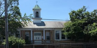 The Laurelton School. (Photo by Judy Smestad-Nunn)