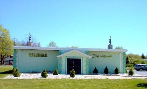 Masjid Bilal of Toms River. (Photo courtesy Masjid Bilal)