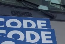 The county has declared a Code Blue. (Photo courtesy Paul Hulse)