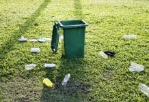 This app helps residents recycle better. (Stock photo)