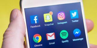 Social media. (File photo)