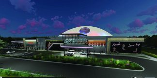 Cardinale Enterprises drafted renderings of what the finished project might look like. (Drawing courtesy Cardinale Enterprises)