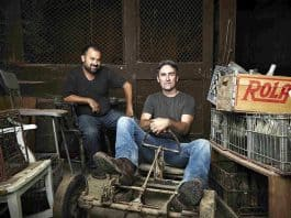American Pickers is filming new episodes in the region May 2019. (Photo courtesy American Pickers)