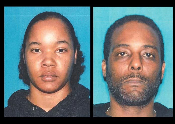 Allie Dickerson, left, and David Jones, right. (Photos courtesy Ocean County Prosecutor's Office)