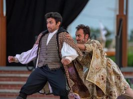 """From last year's Toms River Shakespeare Festival, the summer production of """"A Midsummer Night's Dream."""" (Photo courtesy Toms River Shakespeare Festival)"""