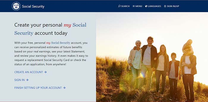 Social Security Opens Up New Online Portal For New Jersey Residents