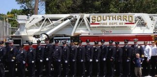 Southard Fire Dept. No. 1. (Photo courtesy Southard Fire Dept. No. 1)
