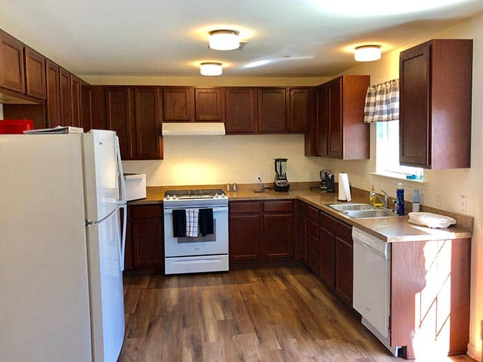 The group home will be made for residents with special needs. (Photo by Judy Smestad-Nunn)