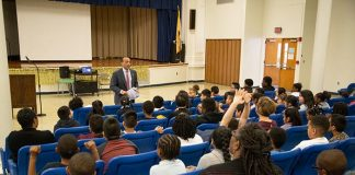 The Barack Obama Elementary School. (Photo courtesy Monmouth County)