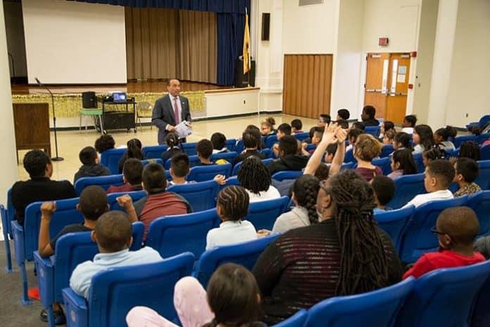 The Barack Obama Elementary School. (Photo courtesy Monmouth County)