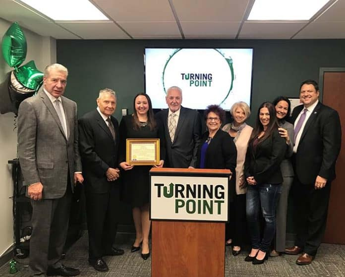 Turning Point's newest facility opened up recently in Lakewood on March 7, located adjacent to the RWJ Barnabas Monmouth Medical Southern Campus in Lakewood. (Photo courtesy RWJ Barnabas Monmouth Medical Southern Campus)