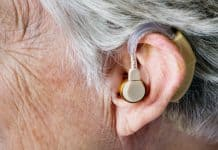 Hearing aid. (File photo)