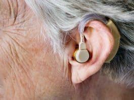 Hearing aid. (File photo)