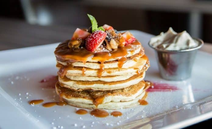 Pancakes. (File photo)