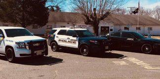 Multi-Agency Traffic Enforcement Detail. (Photo courtesy Jackson Township Police)