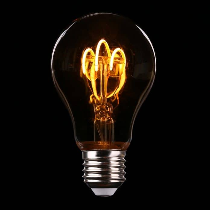Light bulb. (File photo)