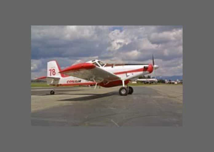 An Air Tractor 802F. (Photo courtesy AirTractor.com)