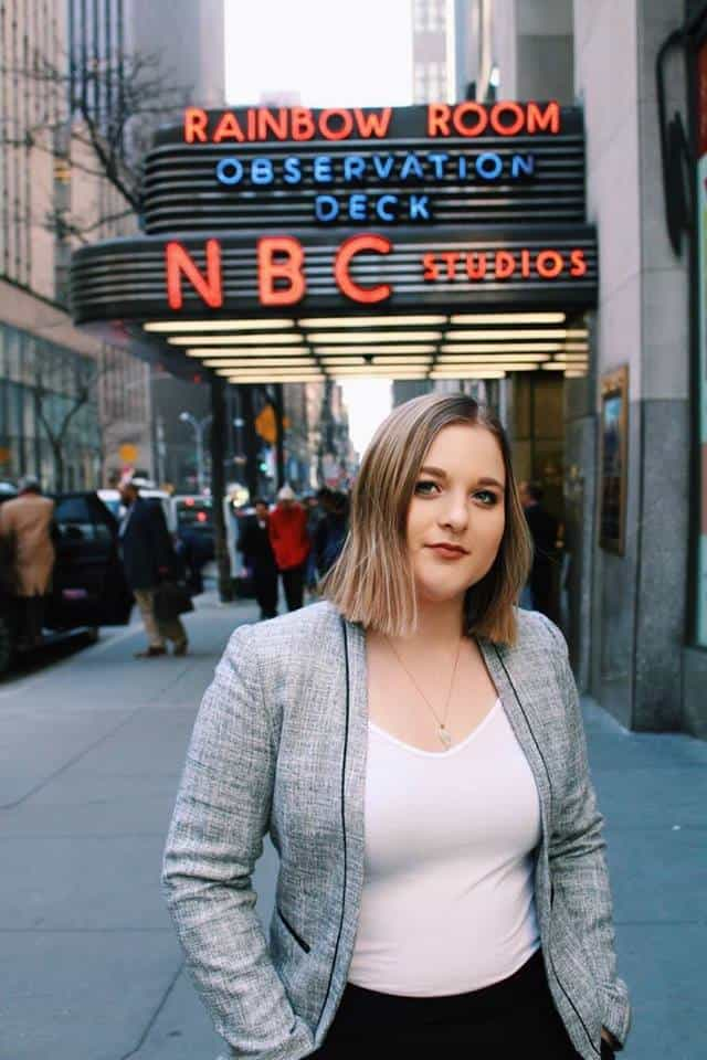 Kayla Jennings-Rivera is one of 14 recipients to be honored with the 2019 New York Women in Communications scholarship.