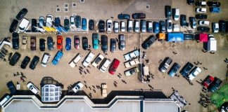 Parking lot. (File photo)