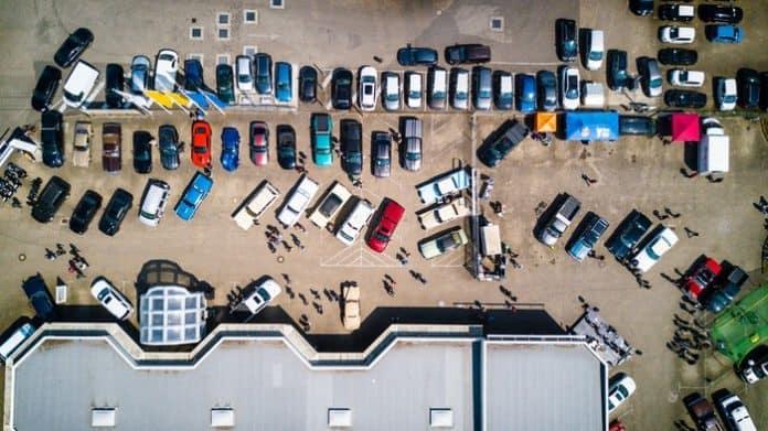 Parking lot. (File photo)