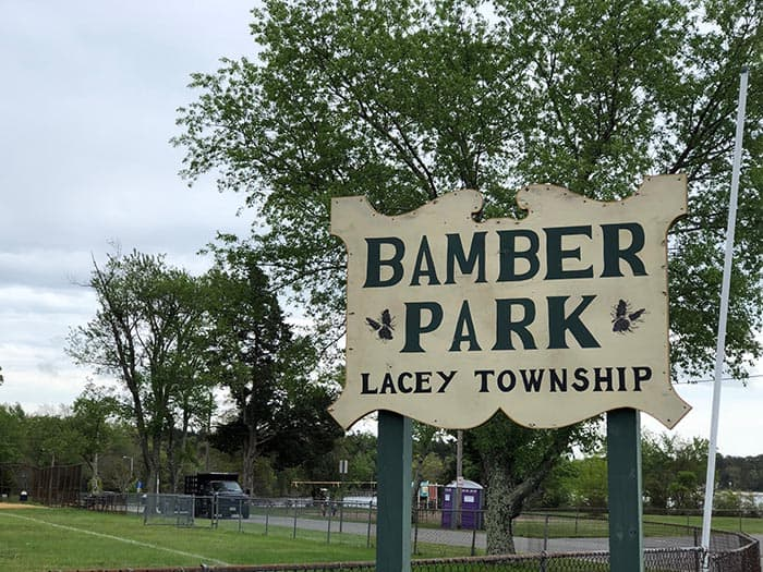 This park in Lacey is scheduled for renovation. (Photo by Kimberly Bosco)