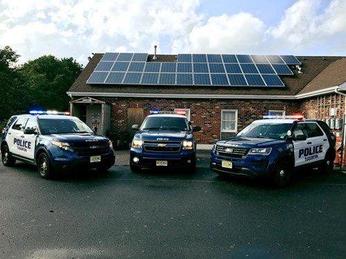 Tuckerton Police. (Photo courtesy Tuckerton Borough)