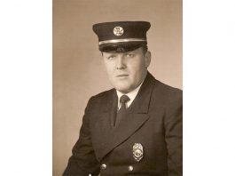 "Harold ""Ray"" Durbin. (Photo courtesy Beachwood Fire Department)"