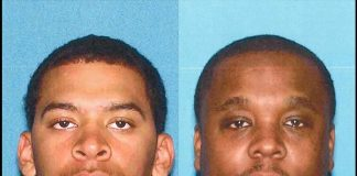 Kadeem Evans and Michael Trotman. (Photos courtesy Ocean County Prosecutor's Office)