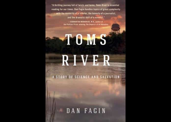 "Dan Fagin's 2014 Pulitzer Winner ""Toms River: A Story of Science and Salvation."" (Photo courtesy Pulitzer.org)"