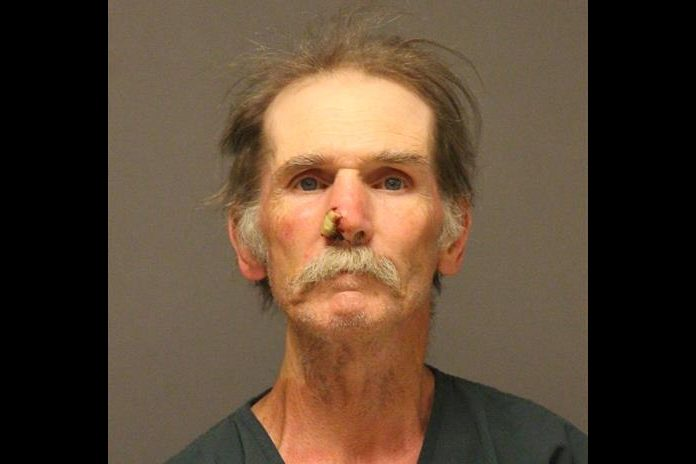 Albert Tilton. (Photo courtesy Brick Township Police)