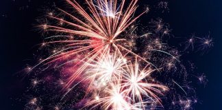 Fireworks. (File photo)
