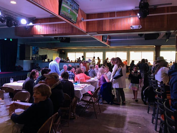 The Lighthouse International Film Festival closed its 11th season with a party held at Joe Pop's Shore Bar & Restaurant in Ship Bottom on June 9, 2019. (Photo by Kimberly Bosco)