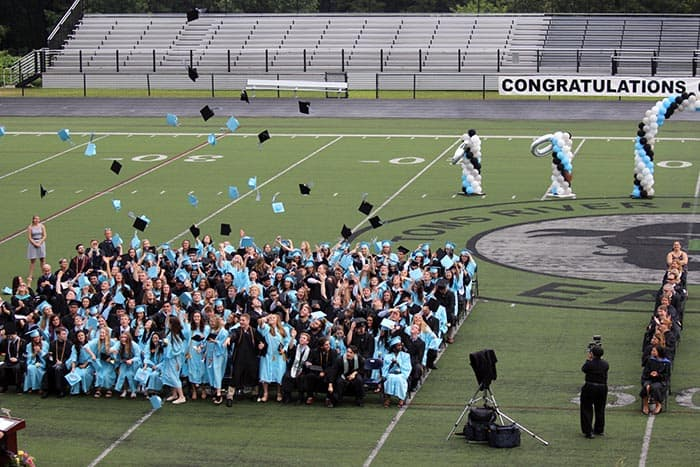 TRHS East. (Photo courtesy Toms River Regional School District)