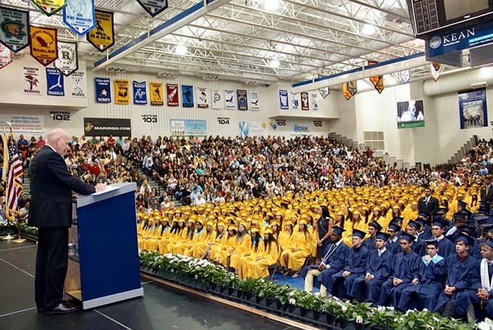 TRHS North. (Photo courtesy Toms River Regional School District)