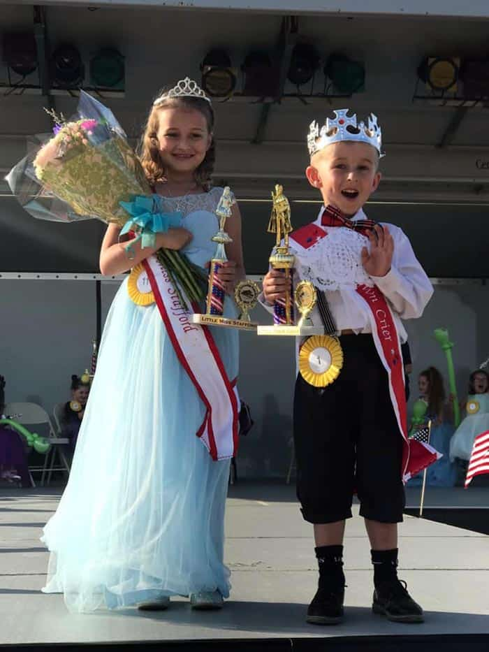 On June 8, Stafford Township crowned the winners of the 2019 Founders Day Contests. (Photo courtesy Stafford Township)